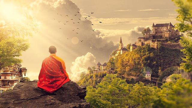 איזון 7 הצ'אקרות לאורח חיים בריא
